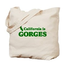 Funny Ithaca is gorges Tote Bag