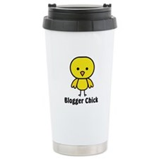 Blogger Chick Travel Mug