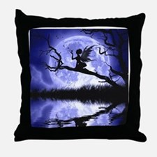 Bella Luna Throw Pillow