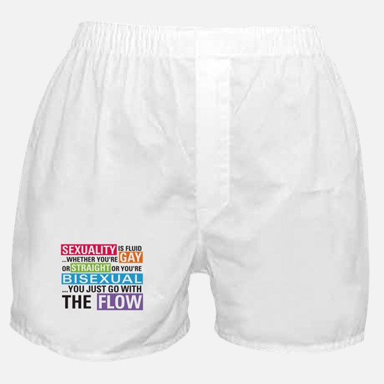 Shane L Word Quote Boxer Shorts