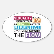 Shane L Word Quote Oval Stickers