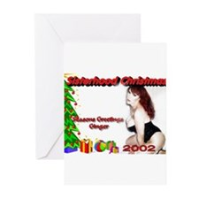 Ginger Greeting Cards (Pk of 10)