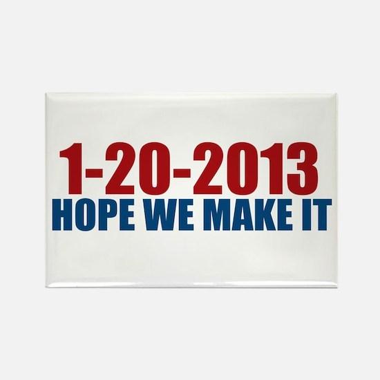 1-20-2013 Hope Rectangle Magnet