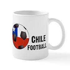Chile Football II Mug
