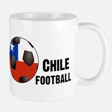 Chile Football II Mug