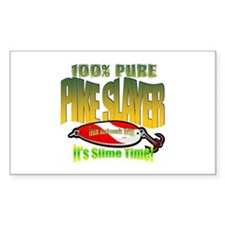 Pike Slayer Rectangle Decal
