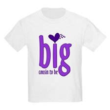 Big Cousin to Be - T-Shirt