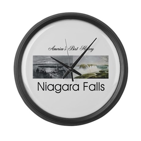 ABH Niagara Falls Large Wall Clock