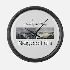 ABH Niagara Falls Large Wall Clock