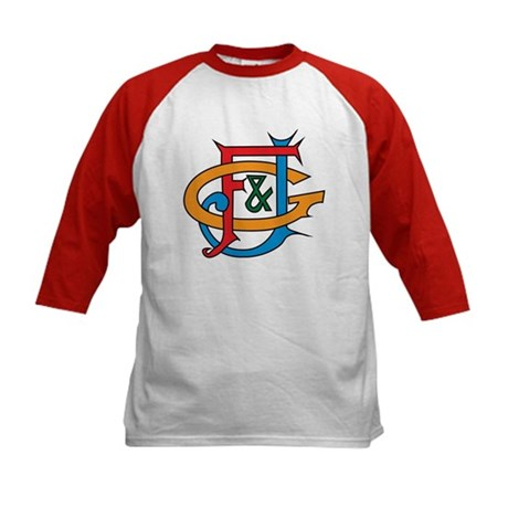 FJ&G Kids Baseball Jersey