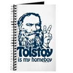 Tolstoy is My Homeboy Journal