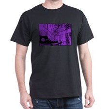 Canvas Sneaker T-Shirt