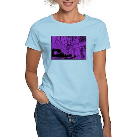 Canvas Sneaker Women's Light T-Shirt