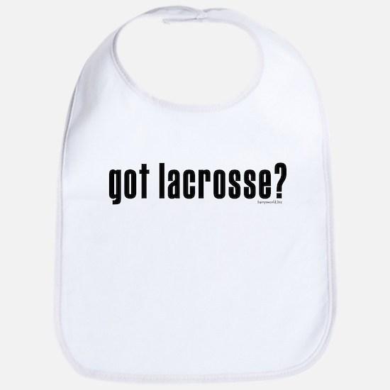 got lacrosse? Bib