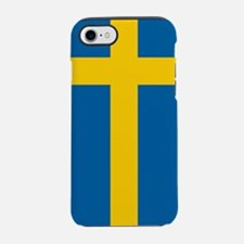 Swedish Flag iPhone 7 Tough Case