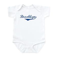 Brooklyn Blue Infant Bodysuit