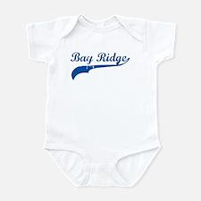 Bay Ridge Blue Infant Bodysuit