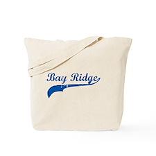 Bay Ridge Blue Tote Bag