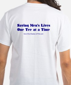 Male Breast Cancer Shirt