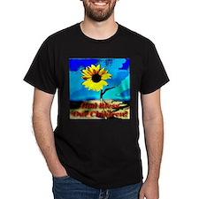 God Bless Our Children Black T-Shirt
