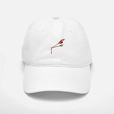 Arrow Stick Baseball Baseball Cap
