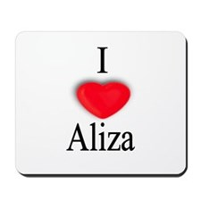 Aliza Mousepad