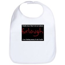 Funny Furloughs Bib
