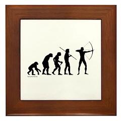 Archer Evolution Framed Tile