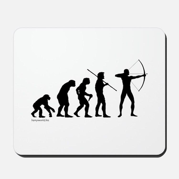 Archer Evolution Mousepad