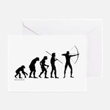Archer Evolution Greeting Cards (Pk of 20)