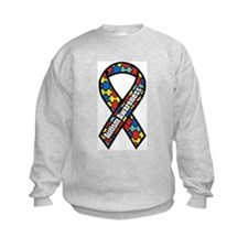 Autism Ribbon Sweatshirt