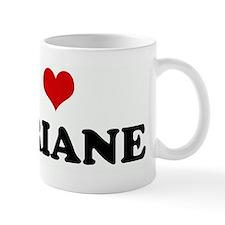 I Love DARIANE Mug