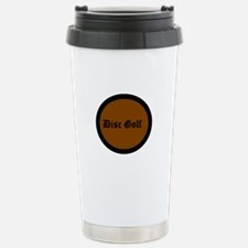 Disc Golf Travel Mug