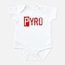 PYRO Infant Bodysuit
