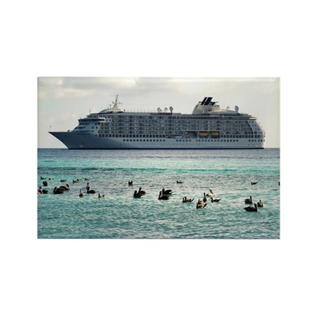Los Roques 227 Rectangle Magnet (100 pack)