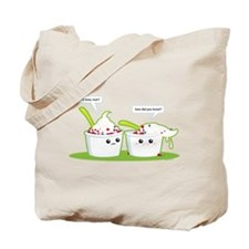 Froyo Uh Oh! Tote Bag