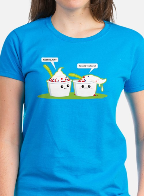 Froyo Uh Oh! Tee