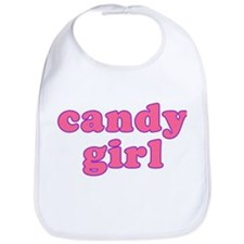 Candy Girl Bib