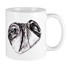 Crushed Can (Recycle!) Mug