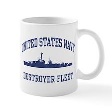 Navy Destroyer Mug