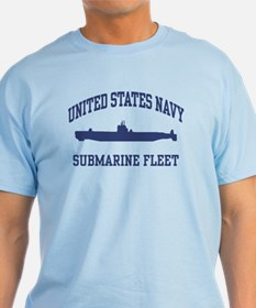 Navy Submarine T-Shirt