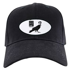 Edgar Allen Poe 200th Baseball Hat