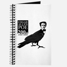 Edgar Allen Poe 200th Journal