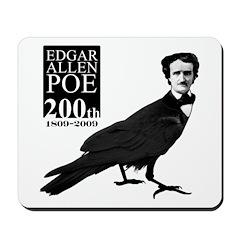 Edgar Allen Poe 200th Mousepad