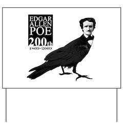 Edgar Allen Poe 200th Yard Sign