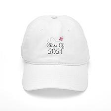 Sweet Pink Class Of 2021 Baseball Cap