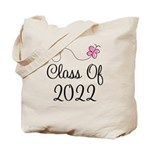 Sweet Pink Class Of 2022 Tote Bag