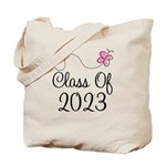 Sweet Pink Class Of 2023 Tote Bag