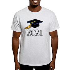 Classic 2021 Grad T-Shirt