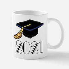 Classic 2021 Grad Mug
